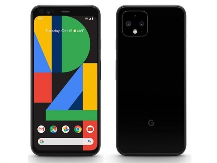 Pixel 4 retail box leaks before announcement because of course it did