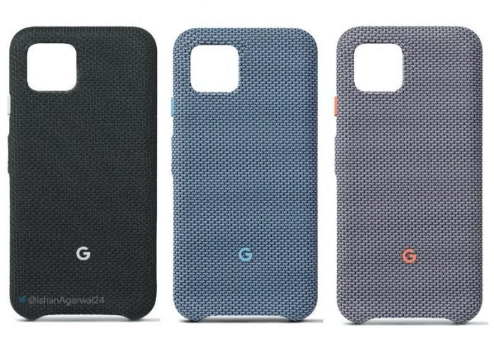 Pixel 4 fabric cases leak with thicker weave and new light blue color