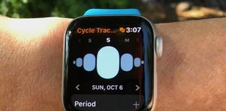 How to track your period with Cycle Tracker on the Apple Watch