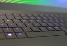 Razer Blade Advanced 15 Optical hands-on review: Not mechanical, but close
