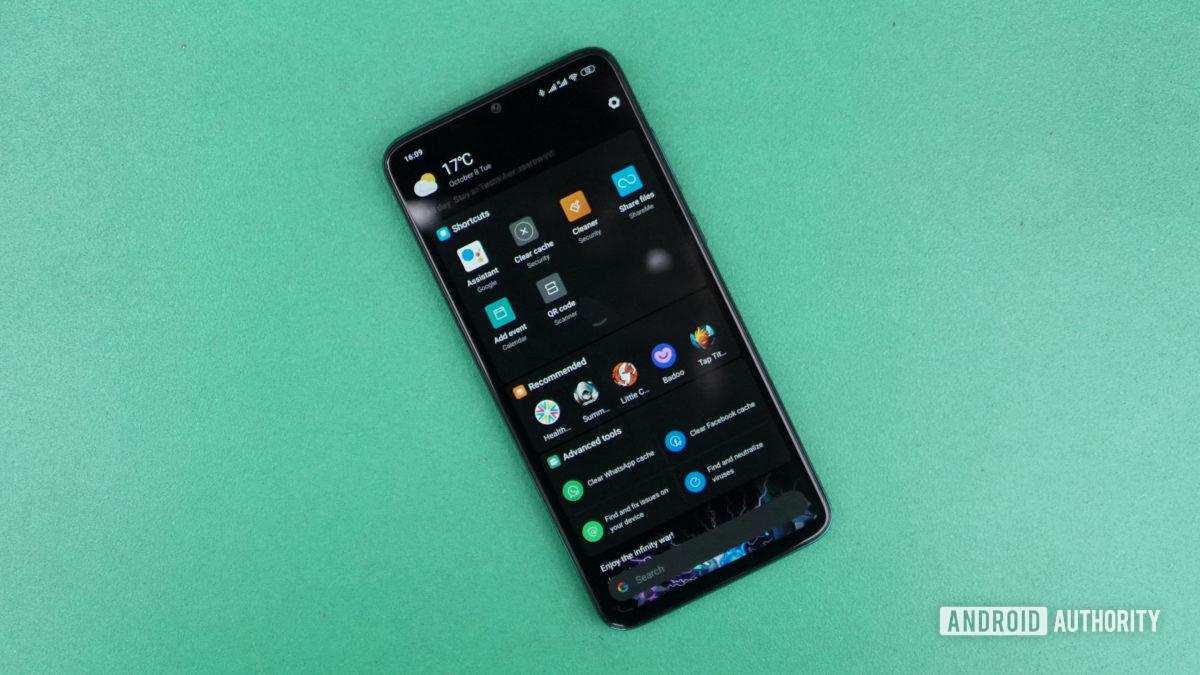 Redmi Note 8 Pro review App Vault