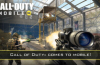 A gameplay screenshot of Call of Duty Mobile.