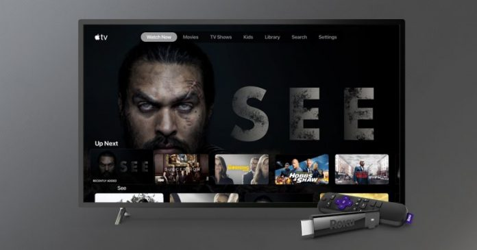 Apple TV App Available on Roku Starting Today
