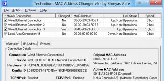 How to spoof your MAC address and go truly incognito on your network