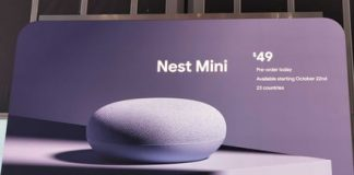 Google brings out the new Nest Mini, an upgrade of the Google Home Mini, for $49
