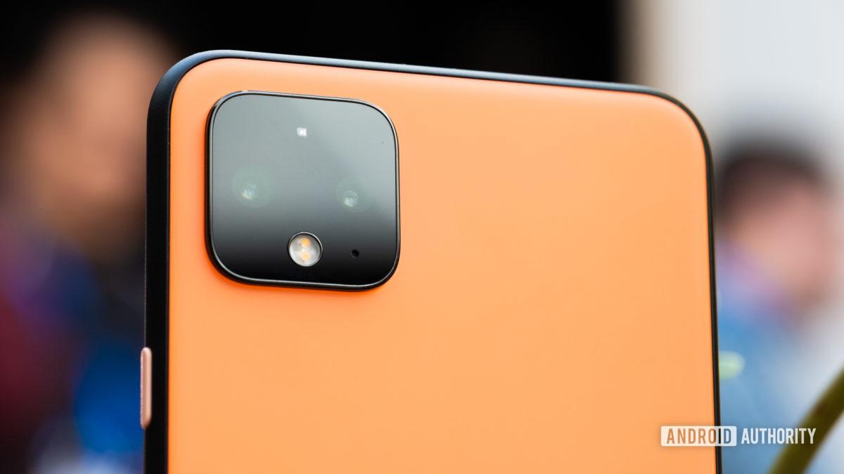 Pixel 4 XL camera macro 2