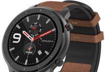 Choosing between the Amazfit GTR and Huawei Watch GT Sport
