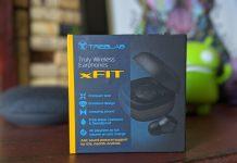 Treblab xFit wireless earbuds review