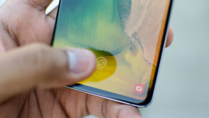 The Galaxy S10's fingerprint sensor can be fooled by a screen protector