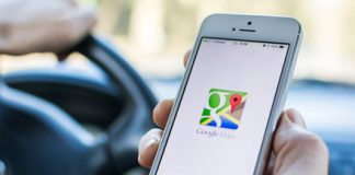 Google Maps now lets iPhone-owning drivers help their fellow road users