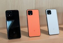 What Pixel 4 color do you like the best?