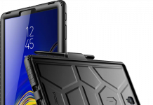 Keep your Galaxy Tab S4 protected with these cases