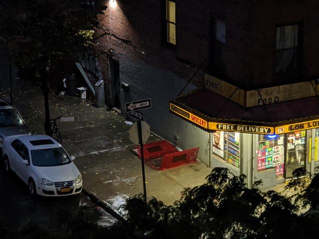 pixel 4 xl digital zoom night sight deli