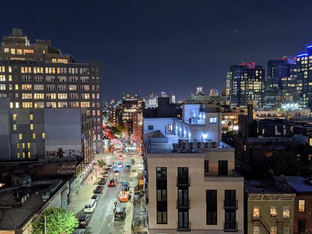 pixel 4 xl brooklyn night sight