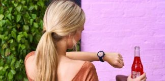 New Kate Spade smartwatch is ideal for when you're feeling sporty — or glamorous