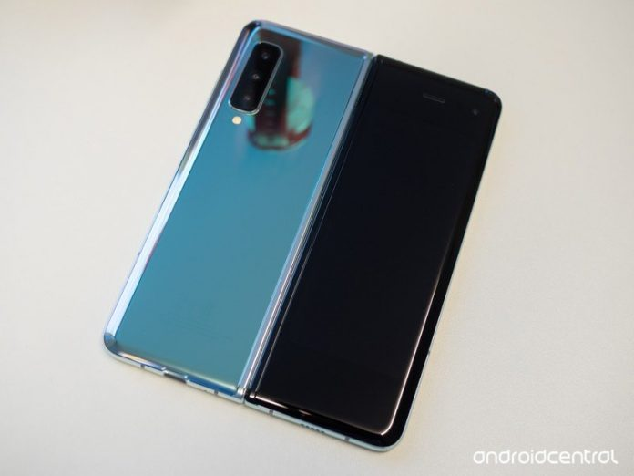 Samsung reportedly sets target of selling 6 million foldable phones in 2020