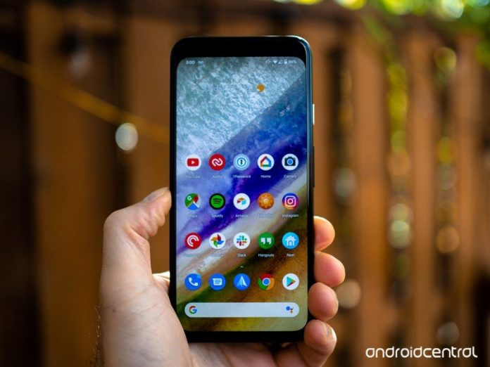 The Pixel 4 only gets fast wireless charge speeds on EPP chargers