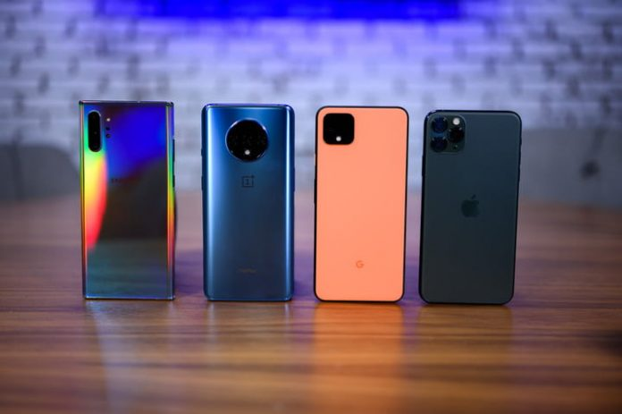 Pixel 4 XL vs. iPhone 11 Pro vs. Note 10 Plus vs. OnePlus 7T: Camera shootout