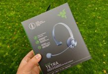 The Razer Tetra is an ultra-light headset that works on all your devices