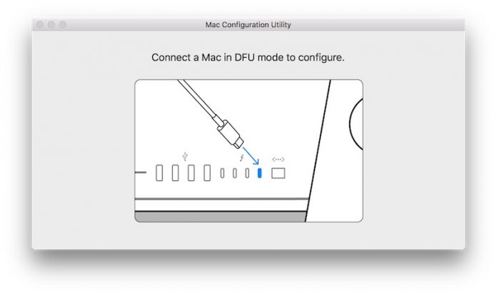 New Mac Pro Nearing Release as Apple Advises Technicians How to Place Computer in DFU Mode