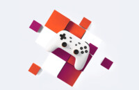A photo of Google Stadia Controller