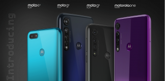 Motorola intros One Macro, Moto E6 Play, G8 Play, and G8 Plus
