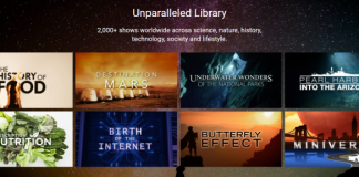 Unlimited access to 2,000+ documentary features and series is just $15 per year