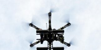 Rescue drone can distinguish between survivors, victims in disaster zones