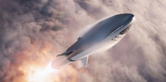 SpaceX aims to send a Starship to the moon within three years