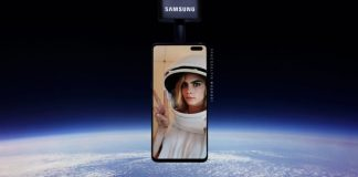Samsung selfie stunt goes wrong as space contraption crashes to Earth