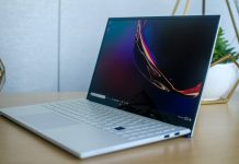 Samsung's Galaxy Book Ion is an affordable laptop with an awesome display