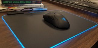 Razer's new $50 Firefly V2 mouse mat lights up your desk in a rainbow of color