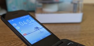 Alcatel SmartFlip review