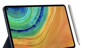 Huawei's upcoming Android tablet is an iPad Pro with a hole-punch display