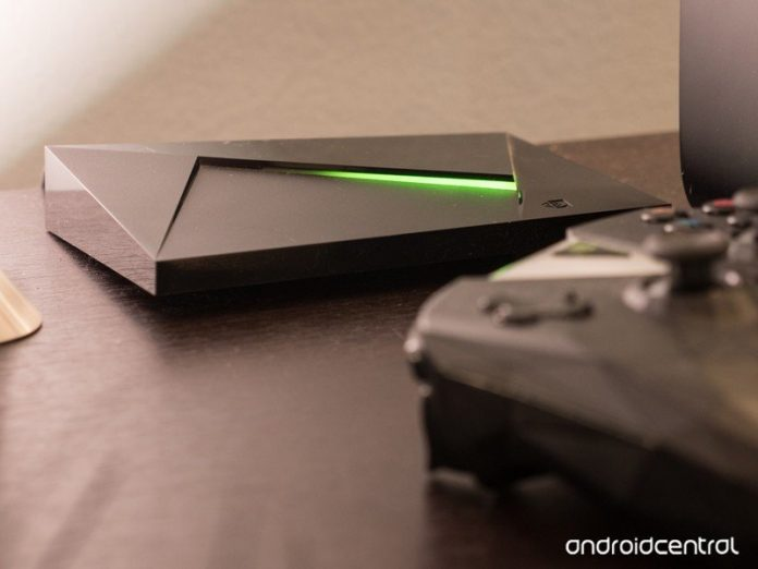 Here's how to erase and reset the NVIDIA Shield TV 2019