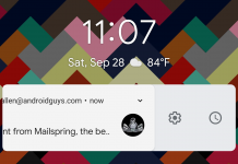 How to snooze notifications in Android 10