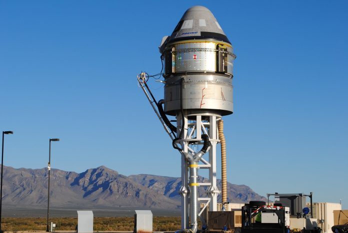 Here's how to watch Boeing's Starliner crew capsule abort system test on Monday
