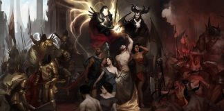 Check out the concept art of Diablo IV's regions, enemies and classes