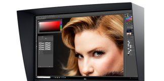 Dell's new monitor for content creators has a built-in colorimeter