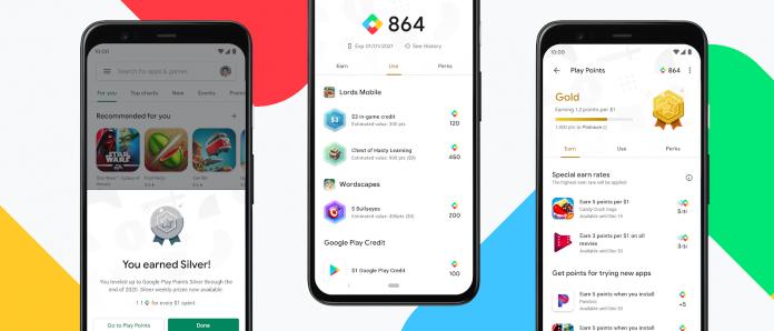 Google Play Store rewards program expands to US