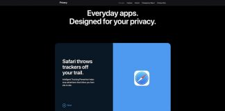 Apple's Revamped Privacy Site Highlights 'Everyday Apps, Designed for Your Privacy'
