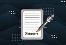 Dictanote Pro: Switch between keyboard and your voice for notes, emails, and more
