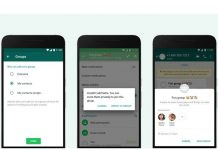 Latest WhatsApp update lets you control who can add you to a group