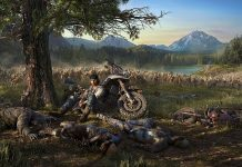 Days Gone crosses over with Death Stranding in a new update