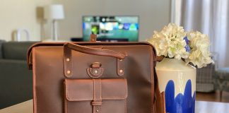 Review: Pad & Quill's $495 Gladstone Leather Briefcase is an Ultra Luxe MacBook Bag That Could Use a Bit More Document Organization