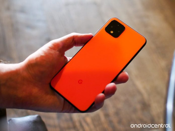 How to remove the persistent battery icon in YouTube on the Pixel 4
