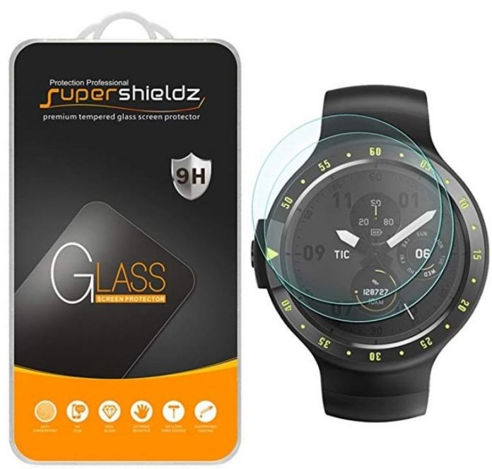 Protect your TicWatch E with one of these screen protectors