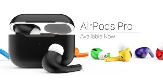 ColorWare Now Offering Custom-Painted AirPods Pro, Pricing Starts at $389