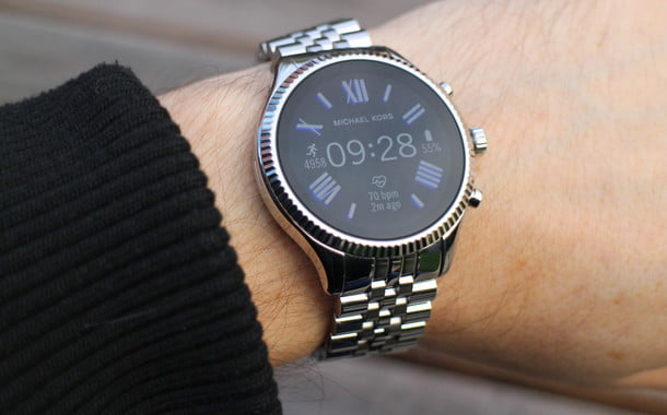 Michael Kors Access Lexington 2 review: Elegant form, average software