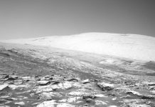 Curiosity captures eerie images of lonely Martian landscape